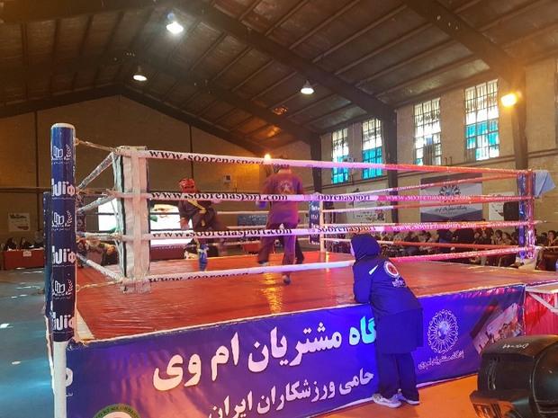 بانوان ایرانی قهرمان  رقابتهای جهانی ورزش توکی ما شدند