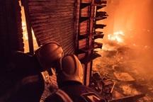 نتیجه کارشناسی علت آتش سوزی ایکی قاپیلار چهارشنبه اعلام می شود