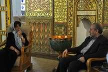 وزیر آموزش ایتالیا: مبادلات فرهنگی سبب تعمیق روابط با ایران می شود