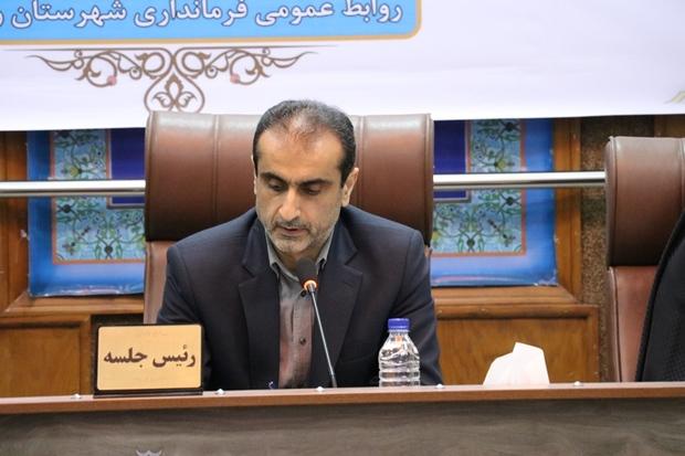 اشتغال سه هزار و 112 نفر با اجرای طرح های اشتغالزایی در شهرستان رشت