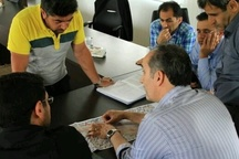 تذکر جدی احمدینژاد به پیمانکار