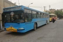کرایه اتوبوس در دزفول افزایش یافت