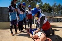 6 هزار دانش آموز کردستانی آموزش امداد و نجات می بینند