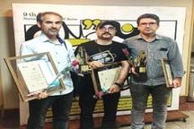 کارتونیست اردبیلی برگزیده جشنواره طنز سوره شد
