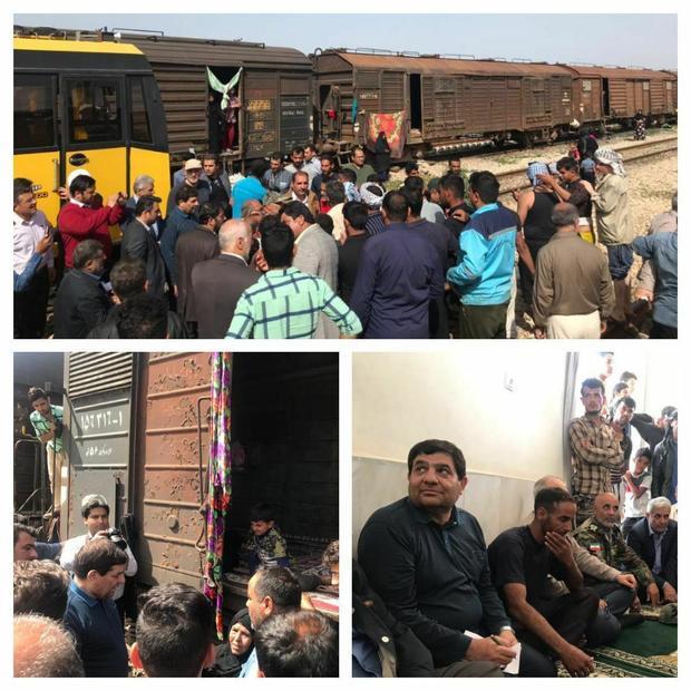 ستاد اجرایی فرمان امام خسارت خانههای روستایی سیلزده خوزستان را میپردازد