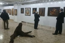168 اثر هنرمندان آذربایجان غربی در معرض فروش قرار گرفت