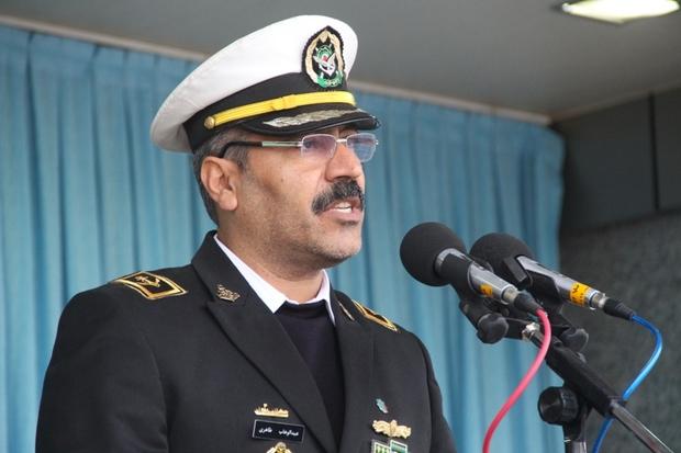 نیروی دریایی تاثیر بسزایی در اقتصاد دریامحور دارد