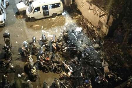 انفجارهای تروریستی پایتخت اندونزی را لرزاند/6  کشته و 5 مجروح