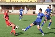 تیم فوتبال ۹۰ ارومیه مقابل داماش گیلان به تساوی رسید