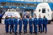 9 مسافر ناسا مشخص شدند