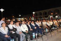 شهدای یزد بهترین الگوی برای ورزشکاران استان هستند