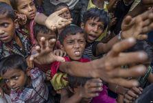 دستان نیازمندان+ عکس