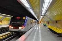 خط 5 مترو تهران روزهای جمعه 22و29 اردیبهشت ماه پذیرش مسافردارد