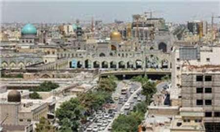 بازدید مهمانان خارجی هشتمین اجلاس آسیایی جامعه ایمن از منطقه ثامن مشهد