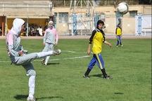شکست خانگی دیگری برای تیم فوتبال پالایش گاز بانوان ایلام