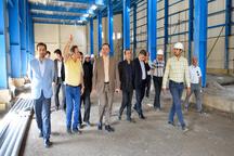 افتتاح اولین نیروگاه تولید برق منطقه آزاد انزلی تا سه ماه آینده