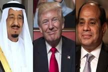 کشورهای عربی باز هم در دام آمریکا علیه ایران می افتند
