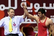 کسب مدال طلا توسط کشتیگیر سقزی در بازیهای همبستگی کشورهای اسلامی