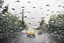 شدت بارش ها در قزوین کاهش می یابد