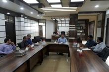 بررسی آخرین وضعیت پروژه های عمرانی روستاهای بخش مرکزی امیدیه