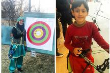 دانش آموزان مراغه ای رتبه برتر تیراندازی کشور را کسب کردند