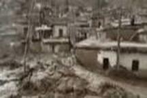 سیل به ۱۸ روستای استان زنجان خسارت زد