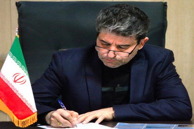 معاون سیاسی، امنیتی و اجتماعی فرمانداری تکاب  منصوب شد