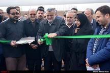 افتتاح پروژه آبیاری نوین کشت و صنعت آبیک با حضور وزیر جهاد کشاورزی