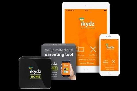 دستگاهی که والدین با آن فعالیت آنلاین فرزندانشان را کنترل می کنند