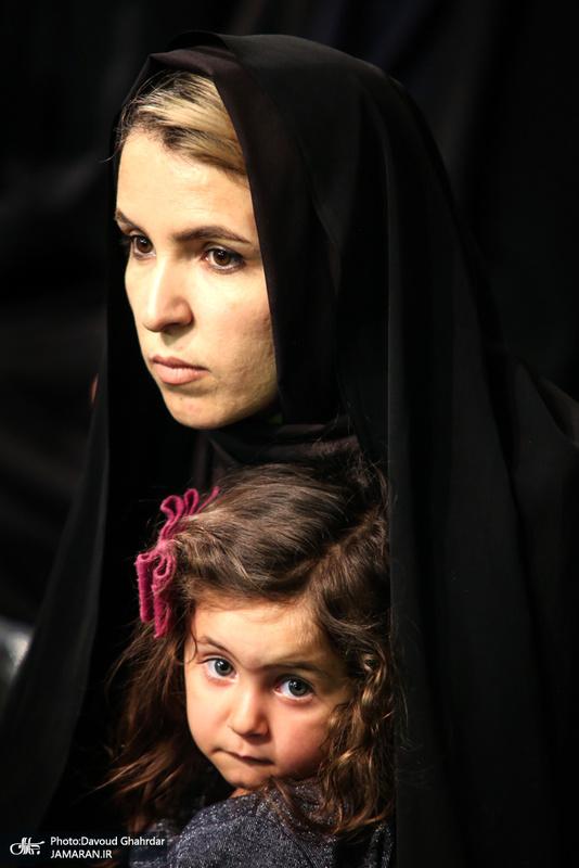 محفل انس با قرآن دانشگاهی در حسینیه جماران