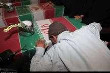 شش شهید گمنام در 3 نقطه هرمزگان تشییع و به خاک سپرده شدند