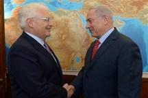گاردین: سفیر آمریکا در تلآویو مواضع تندی علیه فلسطینیان دارد
