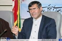 زائران اربعین حسینی استان اردبیل از مرز خسروی عازم کربلا می شوند