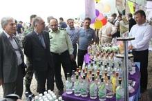 نمایشگاه گیاهان دارویی گیلان در منطقه حیران آستارا برپا شد