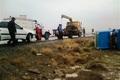 واژگونی نیسان در بجنورد 4 کشته و 11 مصدوم داشت