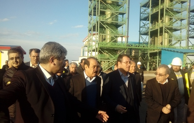 وزیر صمت: امسال 3741 واحد صنعتی در کشور بهره برداری شد
