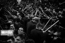 آذربایجانشرقی در عاشورای حسینی غرق در حزن و ماتم شد