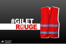موج اعتراض های فرانسه به آفریقا رسید؛تولد جنبش«جلیقه قرمزها» در تونس