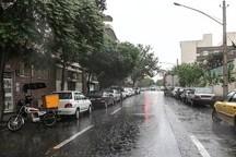 31میلیمتر باران در تنگه ترکمن خراسان شمالی بارید