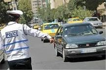 ایجاد محدودیت ترافیکی راهپیمایی 22 بهمن در شهر خرم آباد