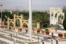 هفت گلزار شهدای یزد ساماندهی شد