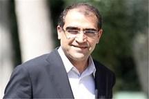 وزیر بهداشت وارد خرم آباد شد
