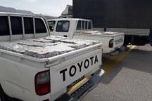 کمک های مردم فارس در قالب 10 کامیون به لرستان ارسال شد