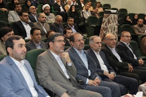 رییس کل محاکم عمومی و انقلاب اصفهان منصوب شد