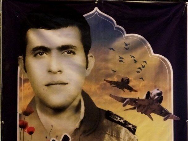 شهید ابراهیم امید بخش عقاب تیزپرواز جنوب