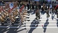 نیروهای مسلح زنجان اقتدار و توان نظامی خود را به نمایش گذاشتند