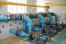 قطعی برق، مجتمع های آبرسانی قزوین را دچار مشکل کرده است