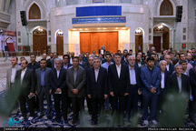 تجدید میثاق جهادگران جهاد دانشگاهی با آرمان های امام خمینی(س)