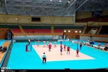 مسابقات والیبال امیدهای آسیا در اردبیل آغاز شد