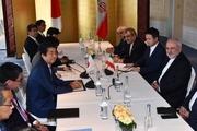 ظریف به نخست وزیر ژاپن چه گفت؟